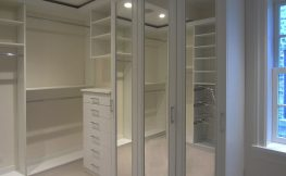 Boutique Inspired Closet Design