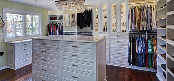 Digital Closet Design Consultation